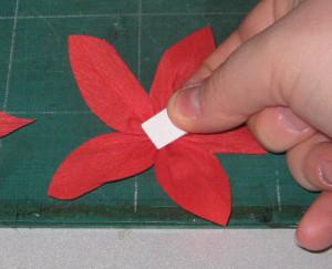 3D-Klebepad anbringen